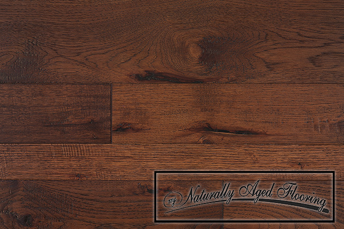 Hardwood | Naturally Aged Flooring Medallion Collection