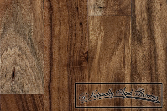 Naturally Aged Flooring - Smooth Series